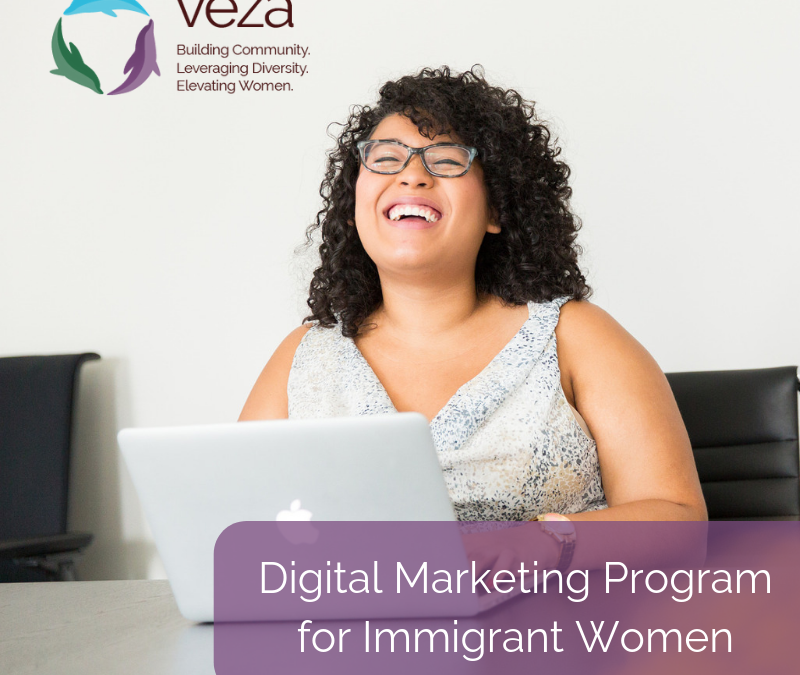 Innovative program trains immigrant and refugee women for a digital marketing career
