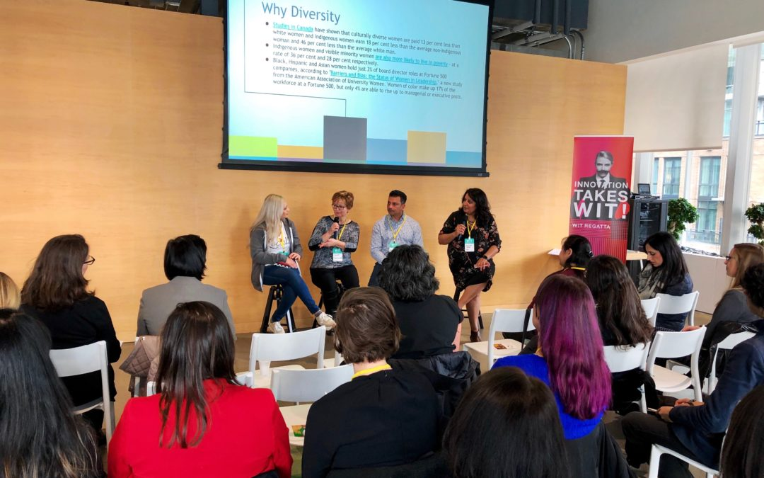 Diversity by Design: Co-Creating Inclusive Workplaces for Immigrants and Newcomers (Recap)